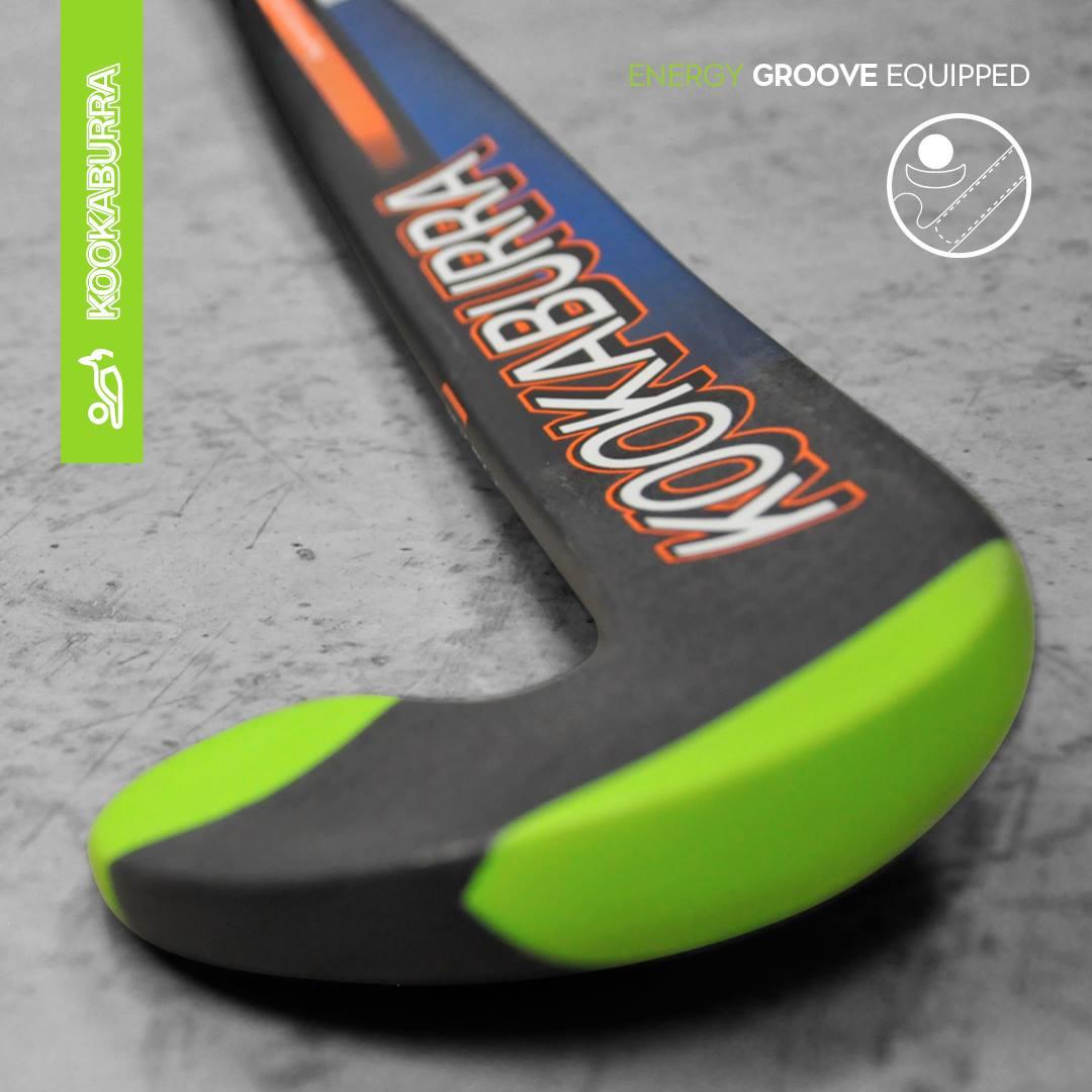 Kookaburra Team Phoenix Energy Groove closeup